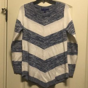 Apt 9 Chevron Sweater